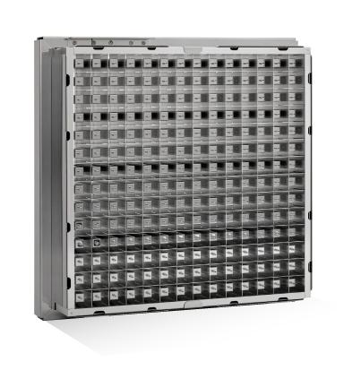 ニードル放電方式電気集塵ユニット
